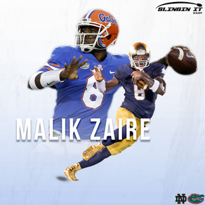 Slingin It with QB Velocity #8 with Former Notre Dame and Florida Quarterback Malik Zaire