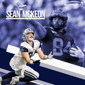 Slingin it with QB Velocity #1: Dallas Cowboys Tight End Sean McKeon