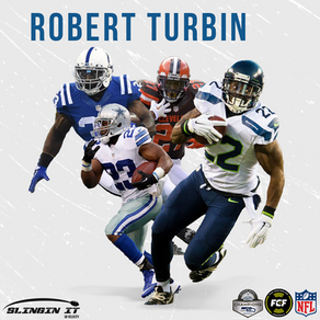 Slingin it with QB Velocity #2: Super Bowl Champion Running Back Robert Turbin
