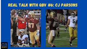 Real Talk with QBV #6: Personal Trainer and Boston College Alum CJ Parsons