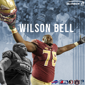 Slingin It With QB Velocity #5 with Former Auburn & Florida State OL Wilson Bell