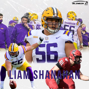 Slingin it with QB Velocity #6 with Former Harvard and Current LSU Offensive Lineman Liam Shanahan