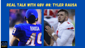 Real Talk with QBV #8 with Former Boise State and XFL Kicker Tyler Rausa