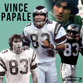Slingin It with QB Velocity #11 with Former Philadelphia Eagles WR Vince Papale