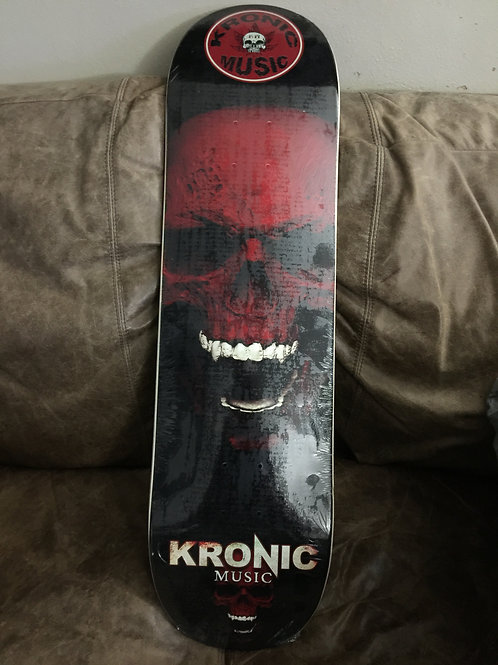 Kronic Music Skateboard Deck