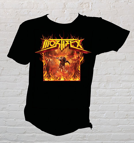 Mortifex Classic Metal T-shirt