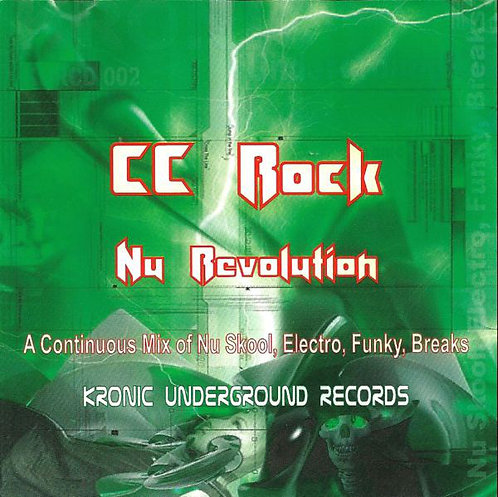 "CC Rock ""Nu Revolution"" (Physical CD)"