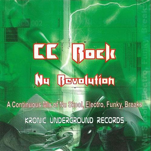 "CC Rock ""Nu Revolution"" (Physical CD)"