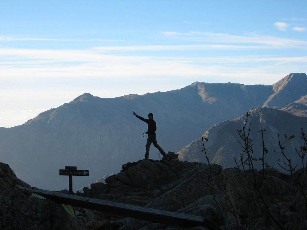 guide de montagne Moriani-Plage