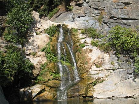 Cascade du Bucatoghju