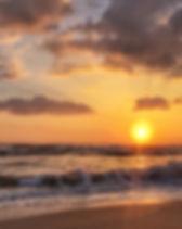 coucher de soleil sur padulella