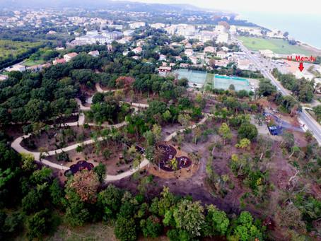 Le parc de Padulella