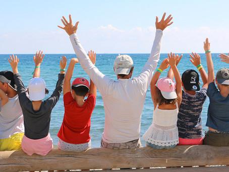 La Corse.... Avec les enfants