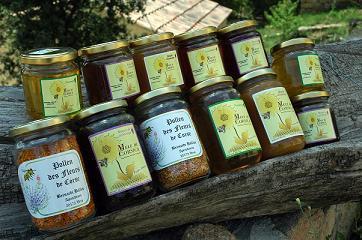 Saveurs : Le miel