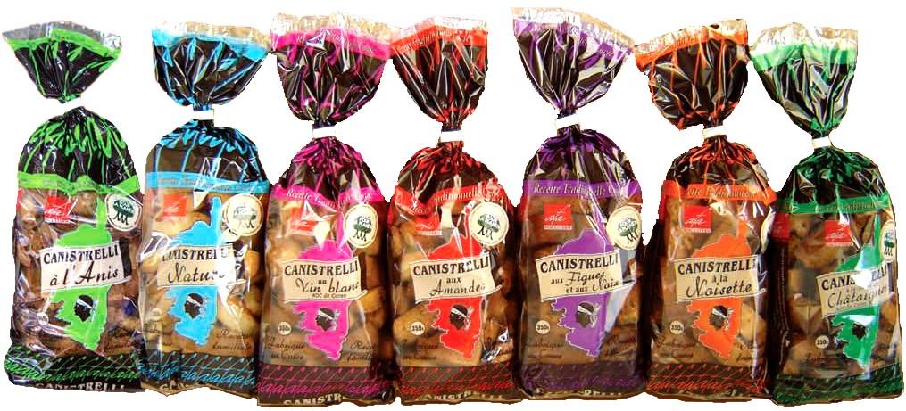 biscuits corses