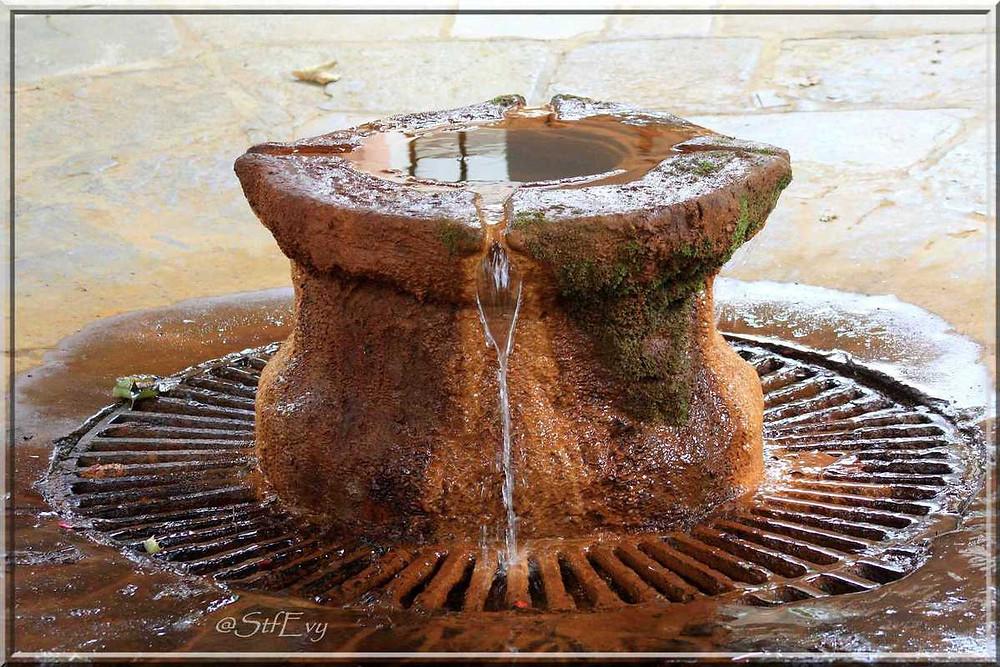Orezza eau ferugineuse