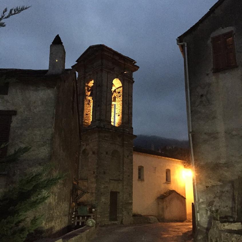 Orezza village