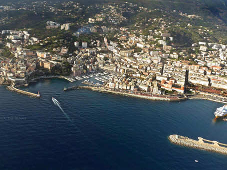 Bastia, la spectaculaire
