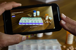 IKONA Awarded Patent For AR-Based Pill Planner Tool