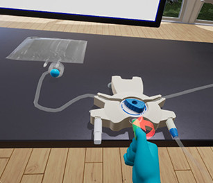 Virtual Reality Simulation in Peritoneal Dialysis Training: The Beginning of a New Era