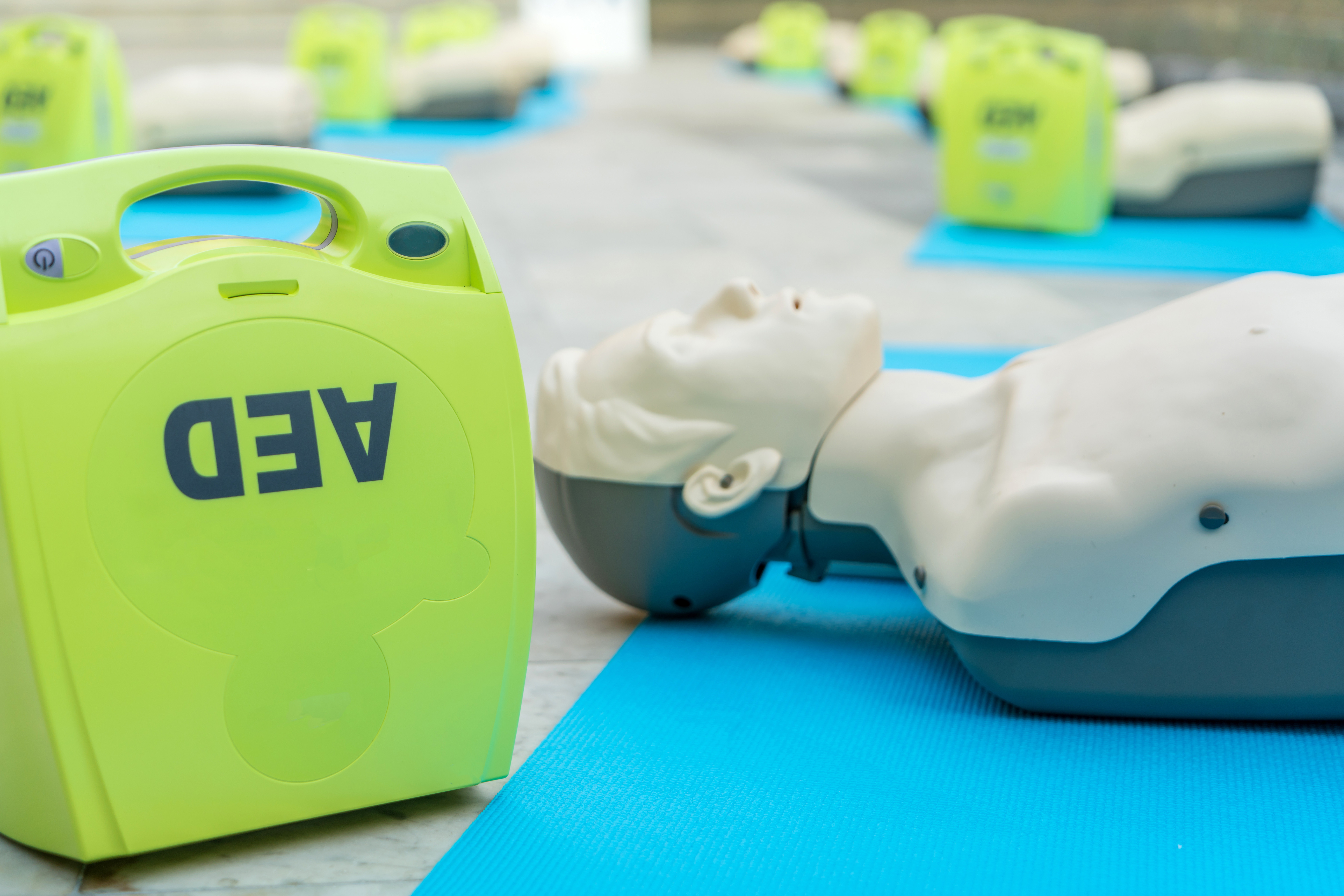 Level 2 : Basic Life Support/AED