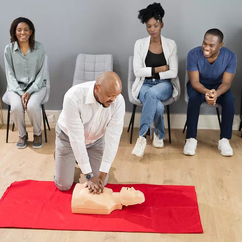 Half-Day Basic Life Support Course