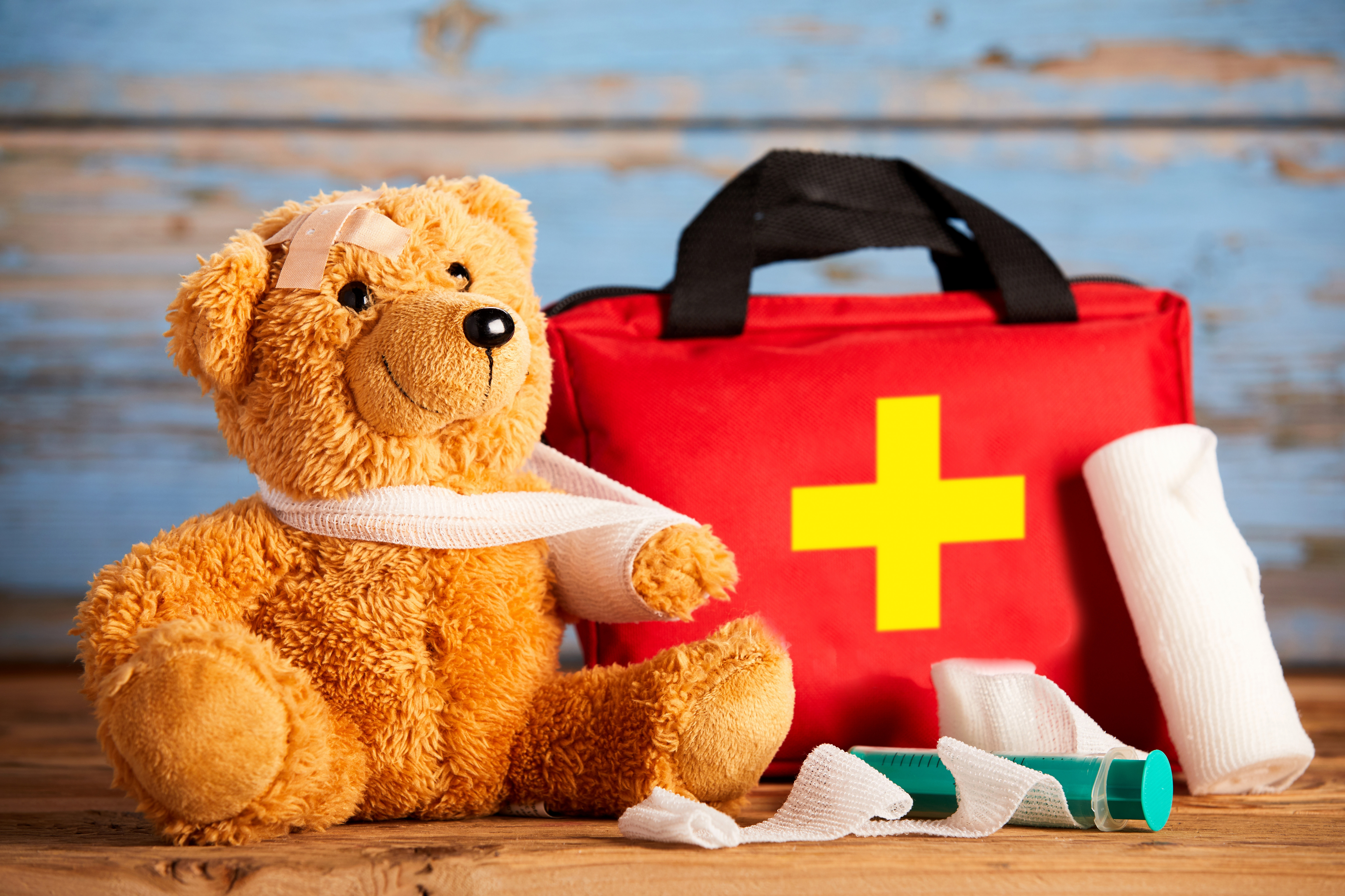 2-Day Pediatric First Aid Course