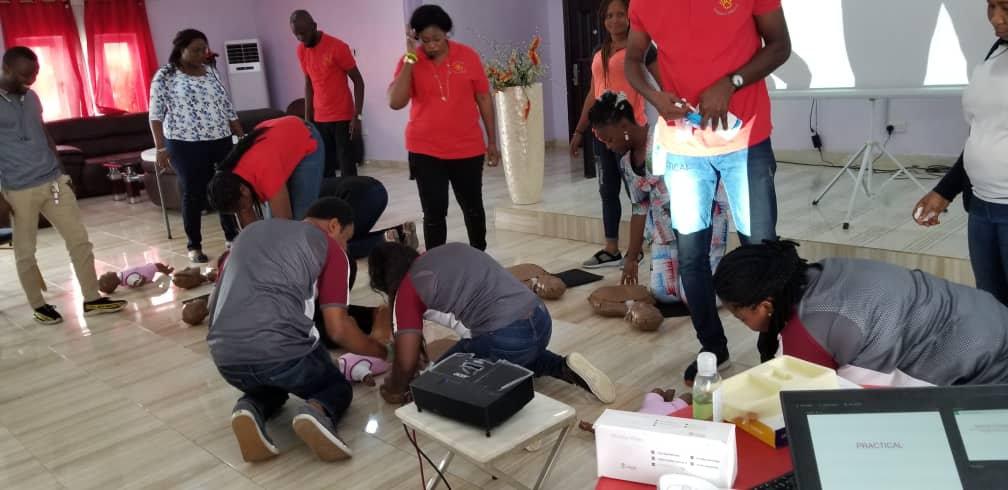 1-Day Emergency Pediatric First Aid