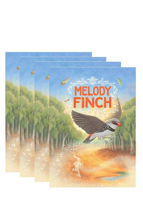 Melody Finch Promo (Pk 11)