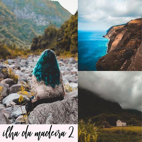 Preset para Lightroom - Ilha da Madeira II by Julia Orige