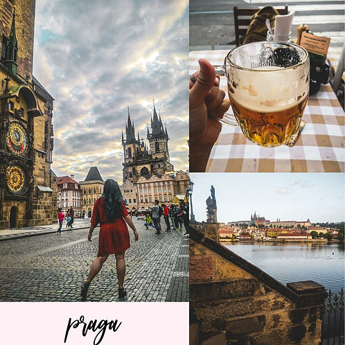Preset para Lightroom - Praga by Julia Orige