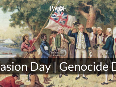 Invasion Day | Genocide Day