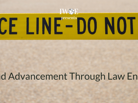 Growth and Advancement Through Law Enforcement