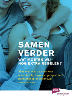 Trouwen of samelevingscontract?