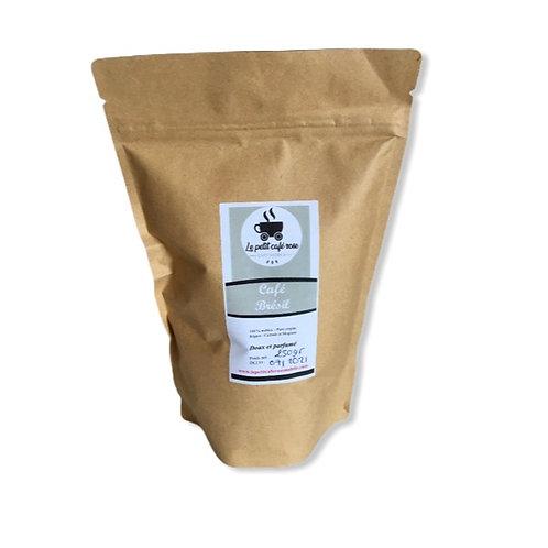 Café Brésil grain ou moulu