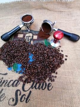 Café grain Guatemala