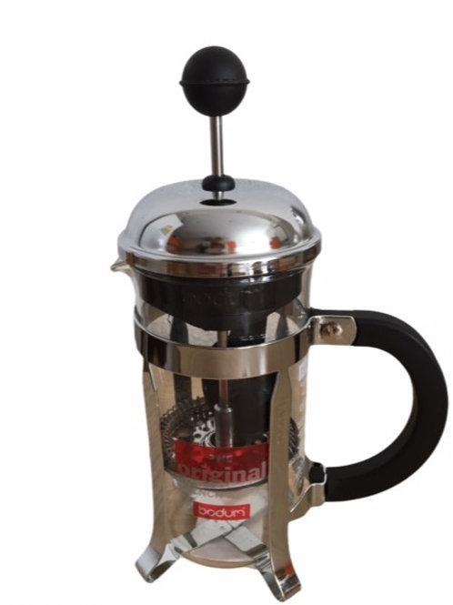 cafetière, théière  piston bodum 0.35 l