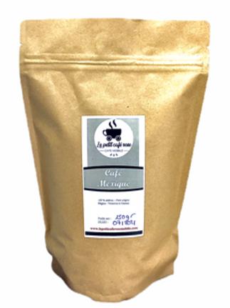 Café Mexique en grain ou moulu