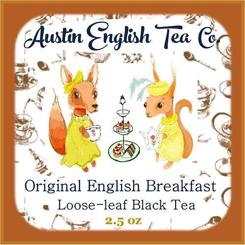 Original English Breakfast Loose-leaf Tea
