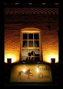 The Irish Lion Restaurant and Pub Bloomington, Indiana