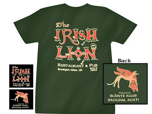 Irish Lion T-Shirt