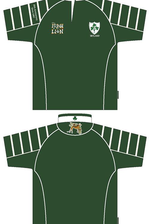Irish Lion Rugby Shirt