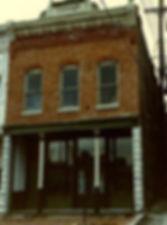 The Irish Lion Restaurant & Pub Pre Restoration 1979