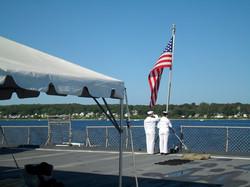 colors USS TORTUGA