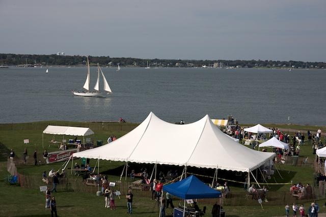 festival tent 40 x 60