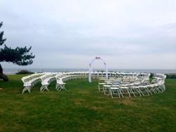 ceremony chair rentals ri