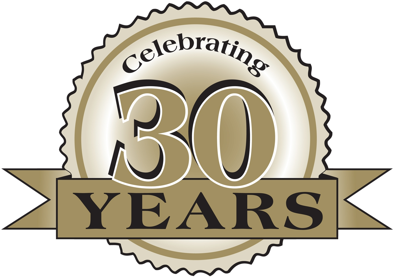 30th Anniversary Clip Art 16