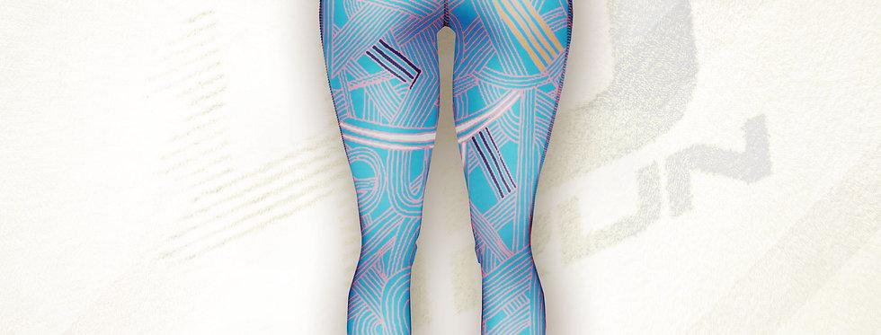 Leggings femme LS100  -Taino-