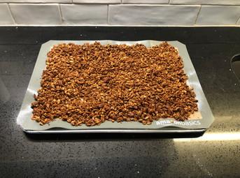 Wingman's High Protein Granola