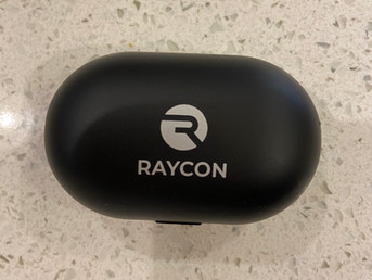 Running with Raycon